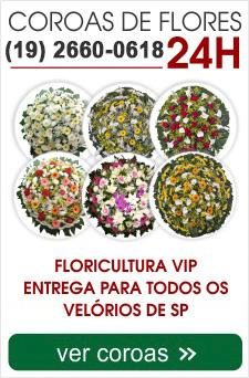 Coroa de Flores Vip